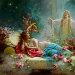 Hans Zatzka - A dream