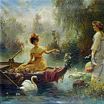 Hans Zatzka - Mail from across the pond