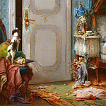 Hans Zatzka - Whats Behind The Door