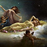 Hans Zatzka - the dream