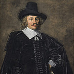 National Gallery of Art (Washington) - Frans Hals - Portrait of a Gentleman