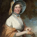 National Gallery of Art (Washington) - Gilbert Stuart - Henrietta Marchant Liston (Mrs. Robert Liston)