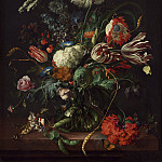 National Gallery of Art (Washington) - Jan Davidsz de Heem - Vase of Flowers