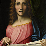 National Gallery of Art (Washington) - Correggio - Salvator Mundi