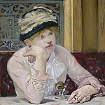 National Gallery of Art (Washington) - Edouard Manet - Plum Brandy
