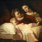 Thomas Sully – The David Children, National Gallery of Art (Washington)