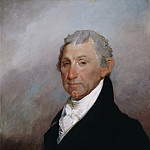 Gilbert Stuart - James Monroe, National Gallery of Art (Washington)