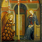 Masolino da Panicale - The Annunciation, National Gallery of Art (Washington)
