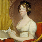 Gilbert Stuart - Anna Maria Brodeau Thornton , National Gallery of Art (Washington)