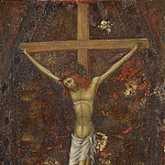 National Gallery of Art (Washington) - Andrea di Bartolo - The Crucifixion [reverse]