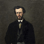 Paul Cezanne - Antony Valabregue, National Gallery of Art (Washington)