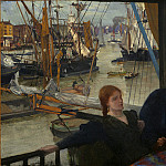 James McNeill Whistler - Wapping, National Gallery of Art (Washington)