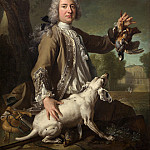 Jean-Baptiste Oudry - Henri Camille, Chevalier de Beringhen, National Gallery of Art (Washington)
