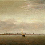 National Gallery of Art (Washington) - Abraham de Verwer - View of Hoorn