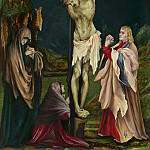 Matthias Grunewald – The Small Crucifixion, National Gallery of Art (Washington)
