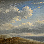 Pierre-Henri de Valenciennes – Study of Clouds over the Roman Campagna, National Gallery of Art (Washington)