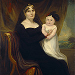 American or Possibly British 19th Century - Mother and Child, National Gallery of Art (Washington)