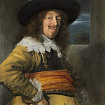 Frans Hals - Portrait of a Member of the Haarlem Civic Guard, National Gallery of Art (Washington)