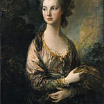 National Gallery of Art (Washington) - Thomas Gainsborough - The Hon. Mrs. Thomas Graham