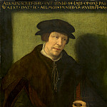 Antwerp 16th Century - Portrait of an Almoner of Antwerp, National Gallery of Art (Washington)