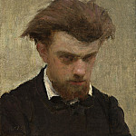 National Gallery of Art (Washington) - Henri Fantin-Latour - Self-Portrait