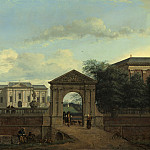 Jan van der Heyden - An Architectural Fantasy, National Gallery of Art (Washington)