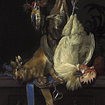 National Gallery of Art (Washington) - Aelst, Willem van - Still Life with Dead Game