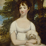 Gilbert Stuart - Mary Barry, National Gallery of Art (Washington)