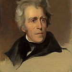 National Gallery of Art (Washington) - Thomas Sully - Andrew Jackson