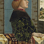 Tyrolean 15th Century – Portrait of a Man, National Gallery of Art (Washington)