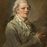 French 18th Century - Portrait of a Young Man, National Gallery of Art (Washington)