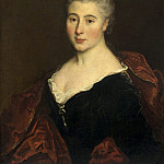 National Gallery of Art (Washington) - French 18th Century - Portrait of a Woman