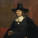 Rembrandt van Rijn – Portrait of a Man in a Tall Hat, National Gallery of Art (Washington)