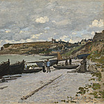 National Gallery of Art (Washington) - Claude Monet - Sainte-Adresse