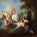 National Gallery of Art (Washington) - Jean Francois de Troy - The Abduction of Europa