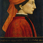 Florentine 15th Century - Matteo Olivieri, National Gallery of Art (Washington)