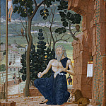 Follower of Andrea Mantegna – Saint Jerome, National Gallery of Art (Washington)