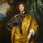 Philip, Lord Wharton, Anthony Van Dyck