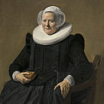 Frans Hals – Portrait of an Elderly Lady, National Gallery of Art (Washington)