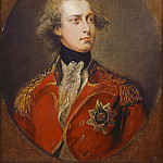 Gainsborough Dupont - George IV as Prince of Wales, National Gallery of Art (Washington)