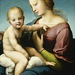 Raphael - The Niccolini-Cowper Madonna, National Gallery of Art (Washington)
