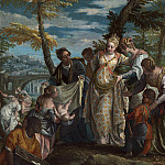 National Gallery of Art (Washington) - Veronese - The Finding of Moses