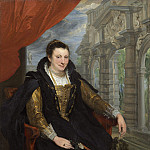 National Gallery of Art (Washington) - Sir Anthony van Dyck - Isabella Brant