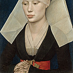 Rogier van der Weyden - Portrait of a Lady, National Gallery of Art (Washington)