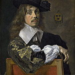 Frans Hals - Willem Coymans, National Gallery of Art (Washington)