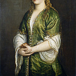 Titian - Portrait of a Lady, National Gallery of Art (Washington)