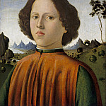 Biagio d'Antonio – Portrait of a Boy, National Gallery of Art (Washington)