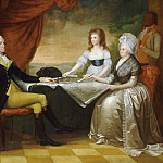 Edward Savage - The Washington Family, National Gallery of Art (Washington)