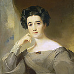 National Gallery of Art (Washington) - Thomas Sully - Mrs. William Griffin