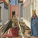 Fra Carnevale - The Annunciation, National Gallery of Art (Washington)